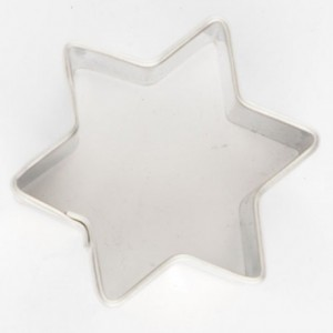 Cookie Cutter Star 3 cm