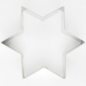Cookie Cutter Star 7 cm