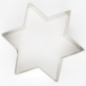 Cookie Cutter Star 8 cm