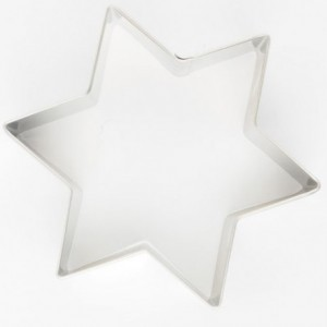 Cookie Cutter Star 9 cm