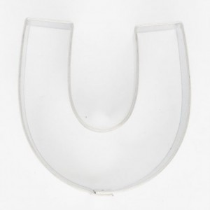 Cookie Cutter Horseshoe 4,5 cm