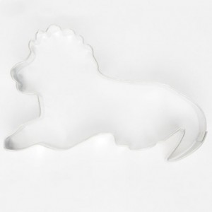 Cookie Cutter Lion 9 cm