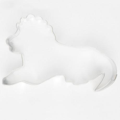 Cookie Cutter Lion 9 cm