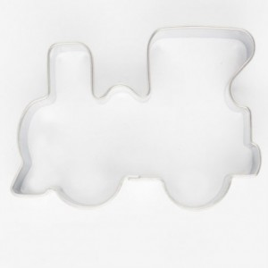 Cookie Cutter Locomotive 4,5 cm