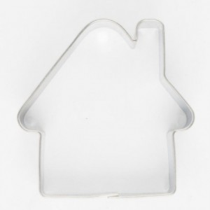 Cookie Cutter House 5,5 cm
