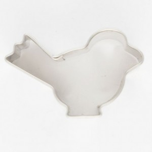 Cookie Cutter Bird 4,5 cm