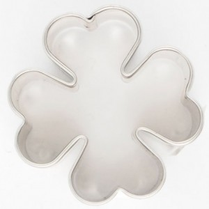 Cookie Cutter 4 Leaf Clover 3,5 cm