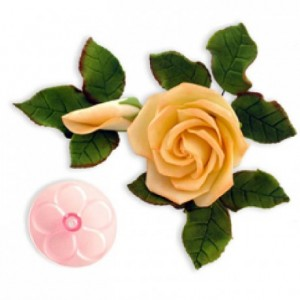 Découpoir JEM rose facile 100 mm