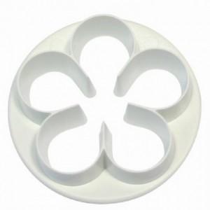 Découpoir PME corolle de fleurs 5 pétales 50 mm