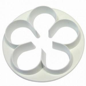 Découpoir PME corolle de fleurs 5 pétales 75 mm