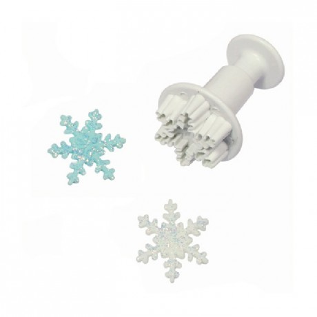 PME Snowflake plunger cutter Small