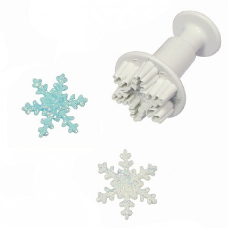PME Snowflake plunger cutter Med