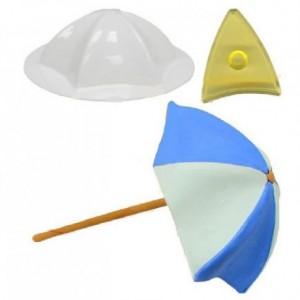 Découpoirs JEM 3D parasol ou parapluie 2 pièces