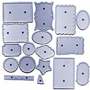 JEM 4 Plaque cutter set
