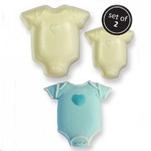 Découpoirs JEM vêtements de bébé 2 pièces