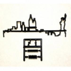 Découpoirs Patchwork vue de New York