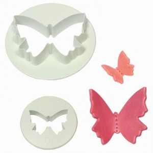 PME Butterfly cutter set/2