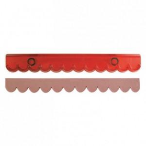 Cutters narrow frill (set of 2)