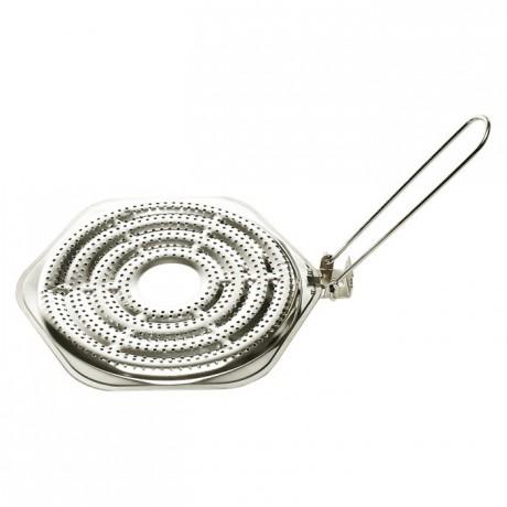 Diffuseur de chaleur fer blanc Ø 210 mm