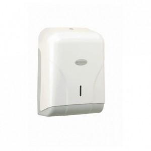 Dispenser for fold hand paper