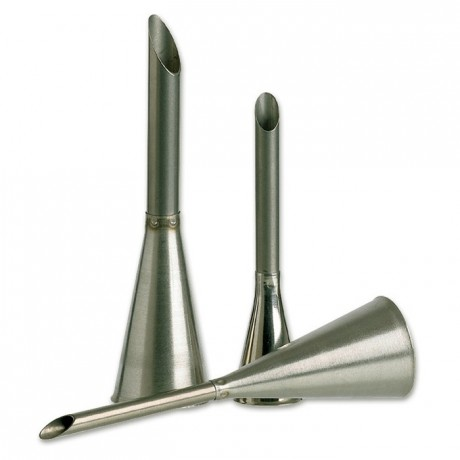 Douille à garnir Ø 4, 6 et 8 mm (lot de 3)