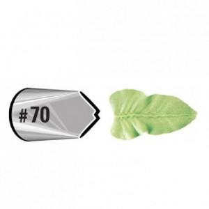 Douille de décoration Wilton 070 Leaf Carded