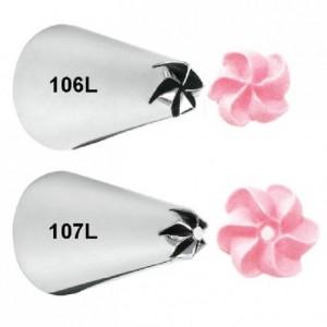 Douilles de décoration pour gaucher Wilton Dropflower 106/107