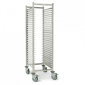 Chocolate maker special trolley 400 x 700 x 1650 mm
