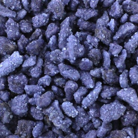 Crystallized violet slivers 1 kg