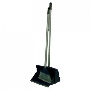 Brush and swing dustpan set