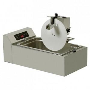 Ensemble Distributeur à chocolat 230 V + disque Ø 300 mm
