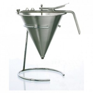 Automatic funnel stainless steel 1.9 L