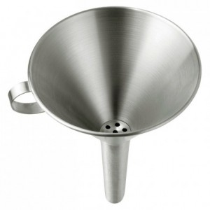 Funnel stainless steel Ø 120 mm