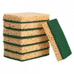 Scrub sponge Spontex® 130 x 90 x 28 mm (10 pcs)