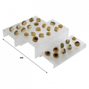 Step display module 400 x 200 x 80 mm