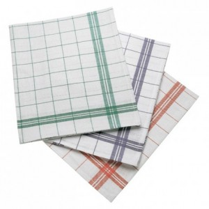 Lint-free glass cloth 720 x 570 mm (18 pcs)