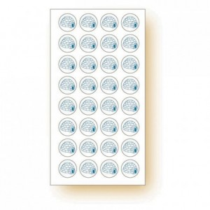 """Frozen products"" adhesive labels Igloo (120 pcs)"
