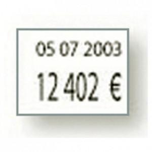 Etiquette pour étiqueteuse réf 140952 (8 x 1750)