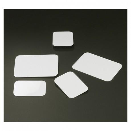 Etiquette rectangulaire 100 x 70 mm (lot de 10)