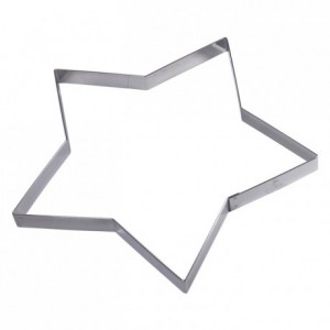 Star stainless steel H15 210x200 mm