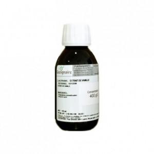 Extrait de vanille Bourbon 400 g/L 125 mL