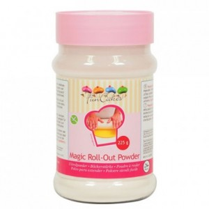FunCakes Magic Roll-Out Powder 225g