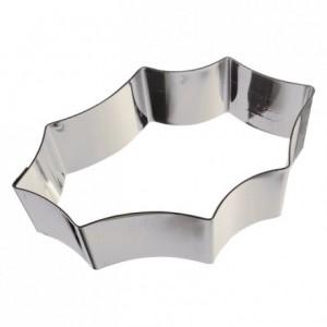 Feuille de houx inox H45 190x140 mm