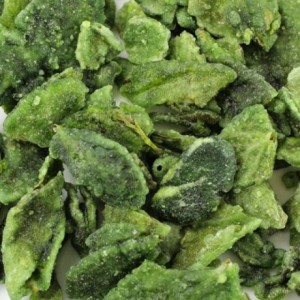Crystallized mint leaves 100 g
