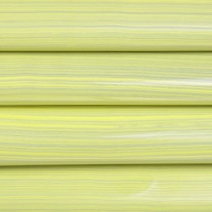 Feuilles transfert brosse jaune par 12