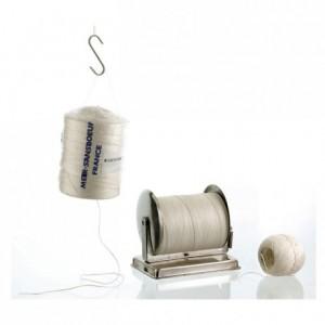 Ficelle de cuisine lin blanc Traditionnelle 10 x 100 g