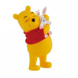 Disney Figuur Winnie de Pooh - Winnie & Rabbit