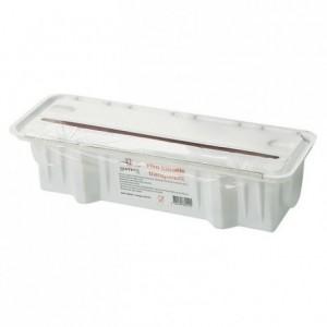 Film étirable alimentaire boite PVC 300 mm x 300 m