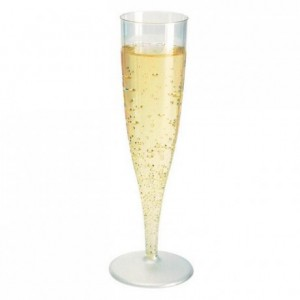 Flûte à champagne 13,5 cL (lot de 100)