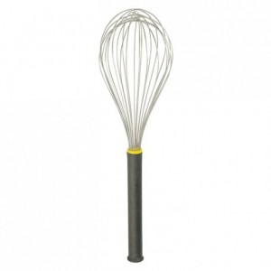 Egg white whisk Exoglass L 450 mm